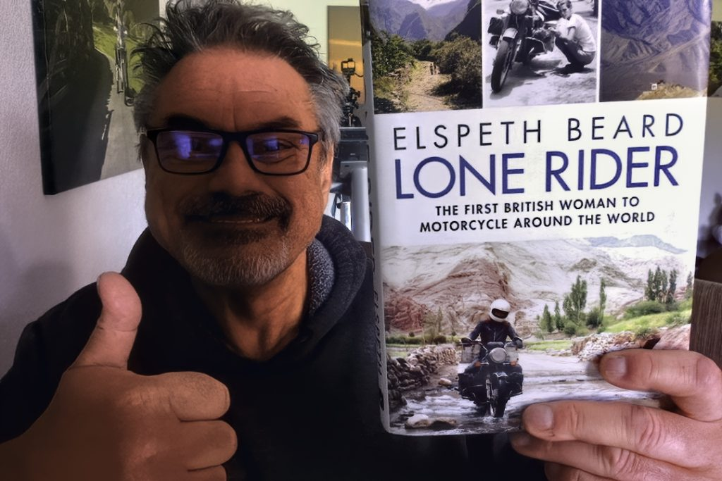 ELSPETH BEARD LONE RIDER